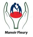 logo organisation Manoir Fleury, L'Île-Perrot